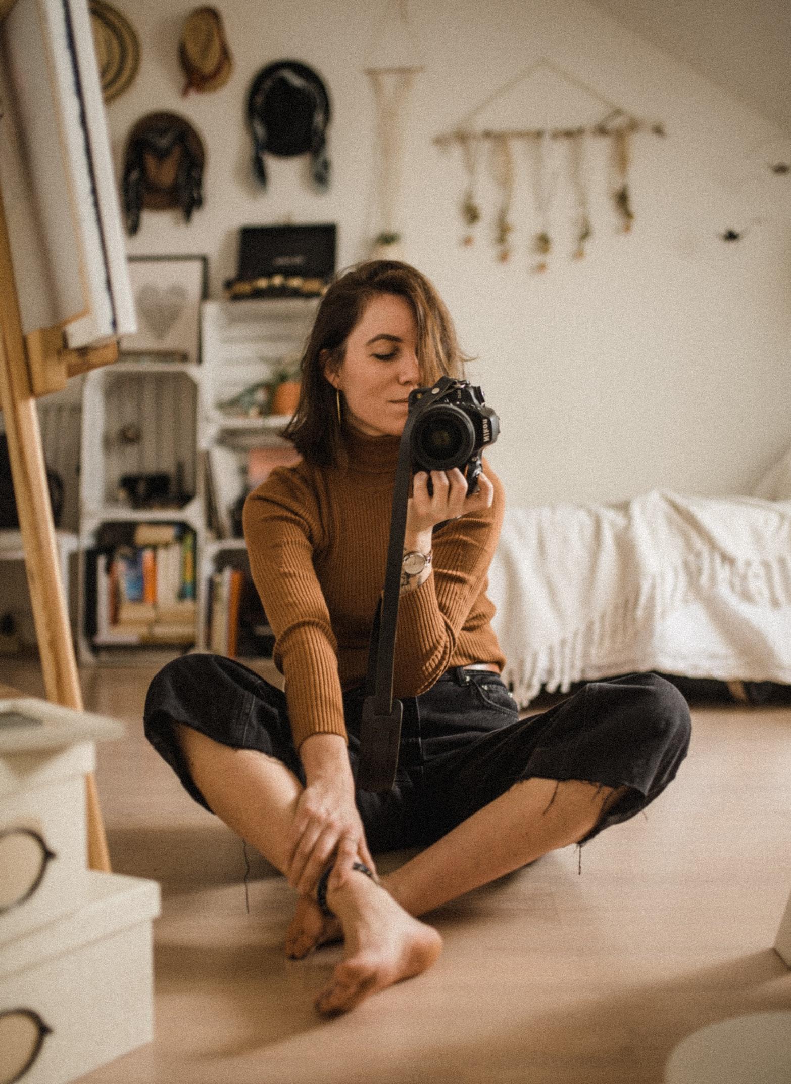 image d'un photographe