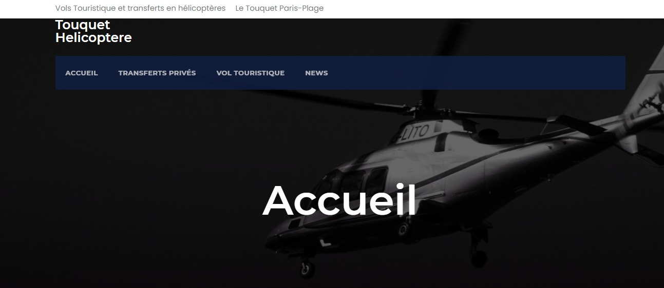 le touquet helicopteres